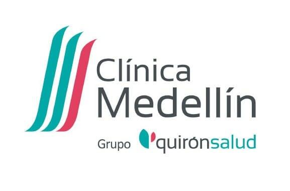 Logo de la Clínica Medellín